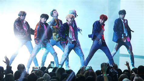 All Hail BTS, the Korean Pop Boy Band Taking America By Storm