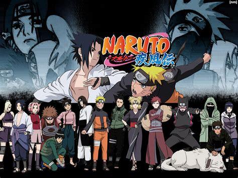 All Naruto Shippuden Characters