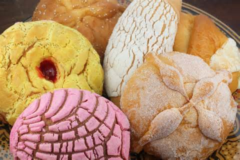 All Saints Day and Pan Dulce – Mexican Sweet Bread | Spoon ...