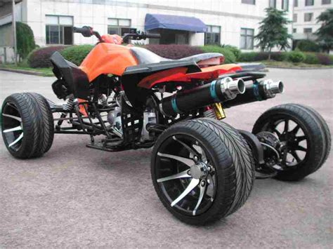 ALL SPORTS CARS & SPORTS BIKES : Four wheeler sports bikes ...