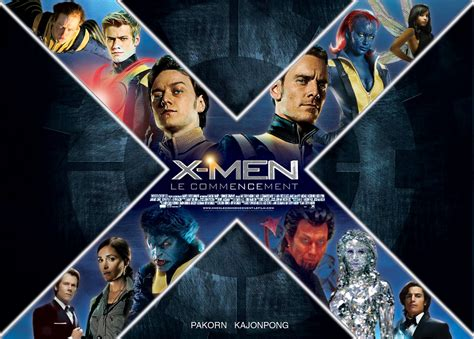 All Things X: Xcite! X-Men First Class: Unseen Promo Pics ...
