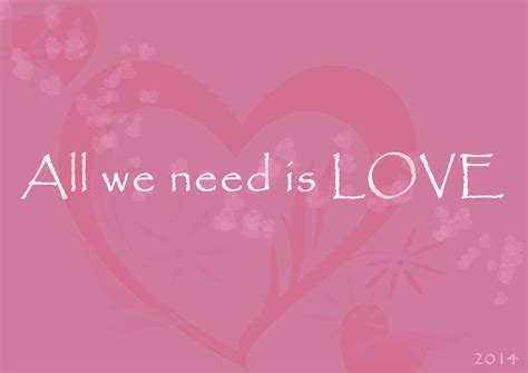 All We Need Is LOVE | Culture Working Group