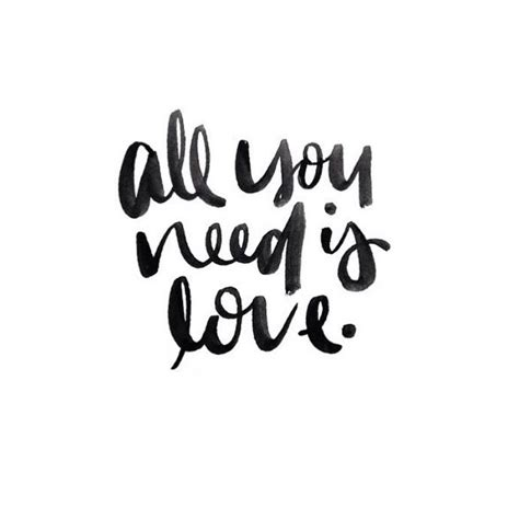 All you need is love | The Red Fairy Project