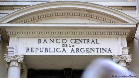 Allanan Banco Central de Argentina por presunto fraude ...