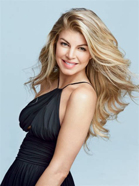 *Allure* Cover Star Fergie Reveals the (Expensive) Secret ...