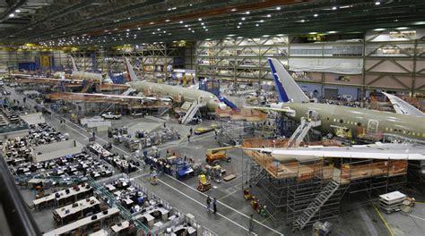 Alma de herrero: Fábrica Everett de Boeing