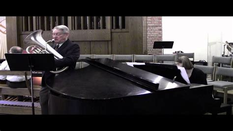 Alone Yet Not Alone - Euphonium - Dave Werden - YouTube