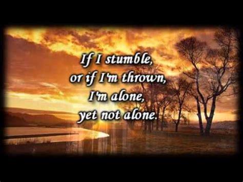 Alone Yet Not alone _ Joni Eareckson Tada - Worship Video ...