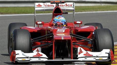Alonso en Spa - ABC.es