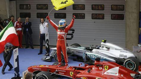 Alonso:  La carrera ha sido fantástica, de principio a fin