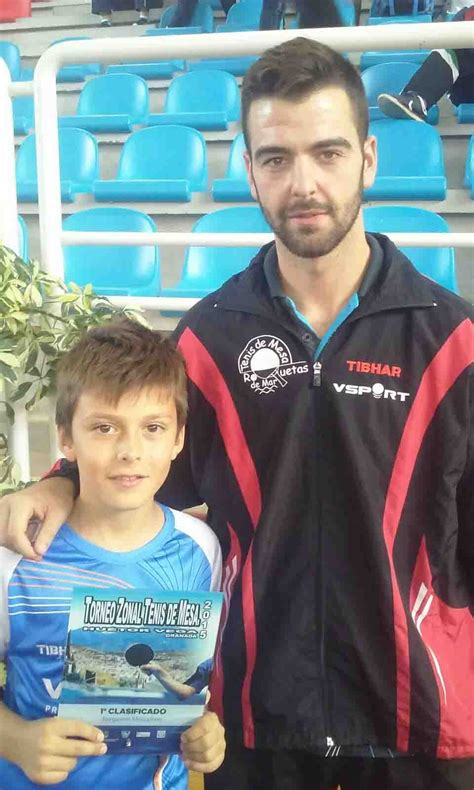 Alonso Rincón gana el Torneo Zonal de Tenis de Mesa de ...