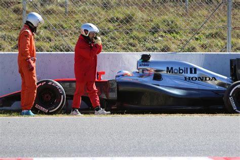 Alonsos accident   Photo Galleries   MARCA.com