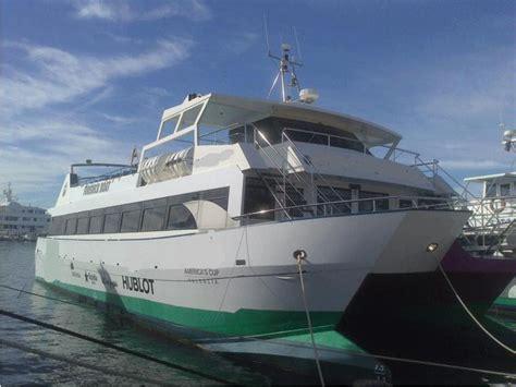 Alquilar Barco de pasajeros | Catamarán a motor 65695 ...