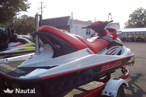 Alquilar moto de agua bombardier SEA DOO WAKE 4 TEC en ...