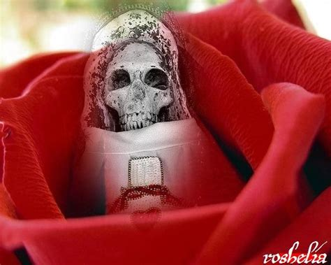 ALTAR Y VESTIDOS DE MI SANTA MUERTE.....♥: DOS BUENOS ...