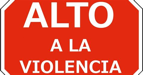 ¡Alto a la Violencia!   SEDEC Guadalajara