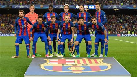 ¡Alucinante!: El equipo A del Barcelona aún no se ha ...