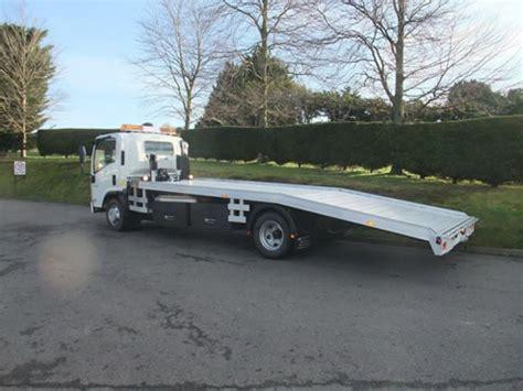 Aluminium Beavertail | Tiger Trucks