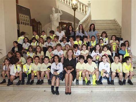 Alumnos de primaria del colegio San Cristóbal visitan el ...