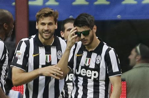 Alvaro Morata Dons Sunglasses for 'Deal with It ...