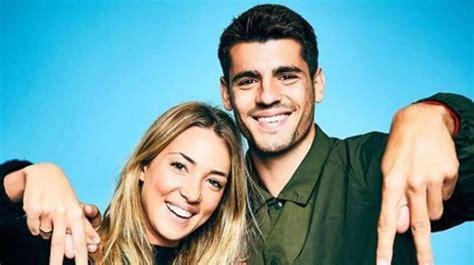 Álvaro Morata se tatúa el rostro de su mujer