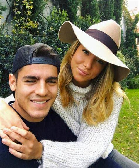 Alvaro Morata, sempre più  in love  con Alice Campello: i ...