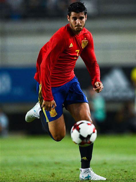 Alvaro Morata to Man Utd: Fan thinks he's found clue star ...