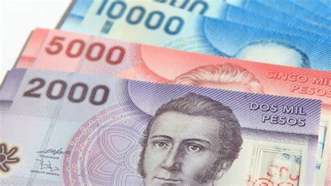Alza del peso chileno se impone ante el dólar
