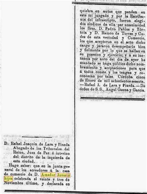 Amador Jover e Hijos | Aportes para una Historia de la ...
