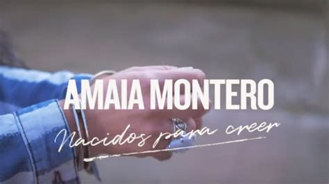 AMAIA MONTERO lanza su nuevo sencillo y video