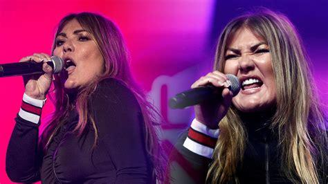 Amaia Montero pierde los papeles en su último concierto ...