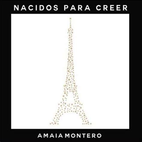 Amaia Montero publica su cuarto álbum de estudio, 'Nacidos ...