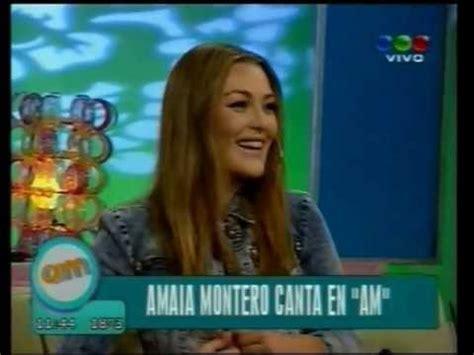 Amaia Montero - Quiero Ser - AM (Antes del mediodia) - YouTube