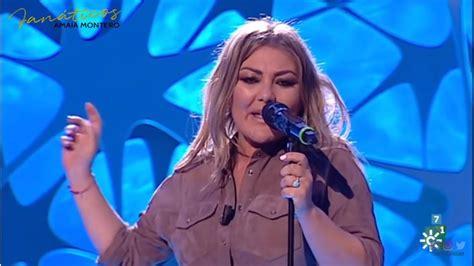 Amaia Montero: Se olvida de la letra en directo en un ...