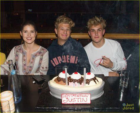 Amanda Cerny, Jake Paul, Erika Costell & More Celebrate ...