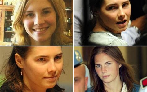 Amanda Knox: Conviction is Wrong,  Hit Me Like a Train ...