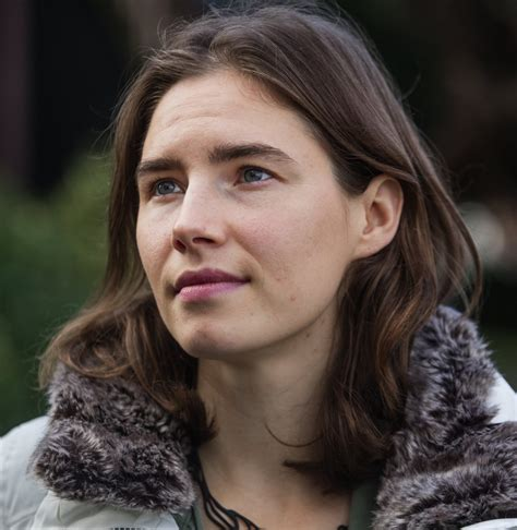 Amanda Knox determined to understand forces that put her ...