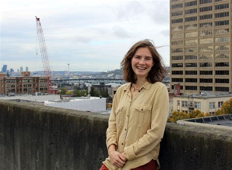 Amanda Knox:  People love the idea of a monster  | KUOW ...