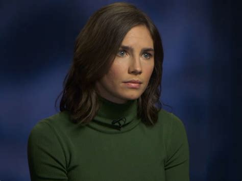 Amanda Knox Reveals Why She Lied About Details in Meredith ...