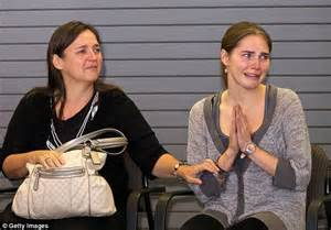 Amanda Knox's supporters expect her to be found guilty of ...