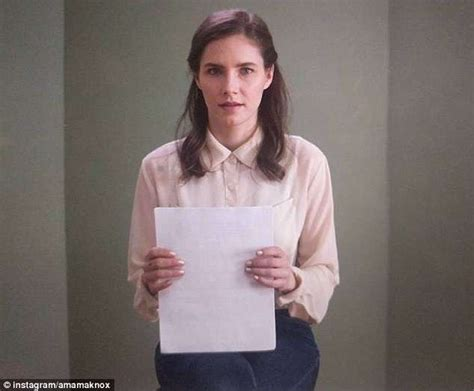 Amanda Knox will never be anonymous after 'Foxy Knoxy ...