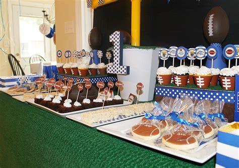 Amanda s Parties To Go: Football Party {Customer Party