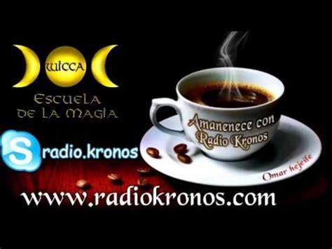 Amanece con Radio Kronos,05/02/2013  Programa Mañana ...