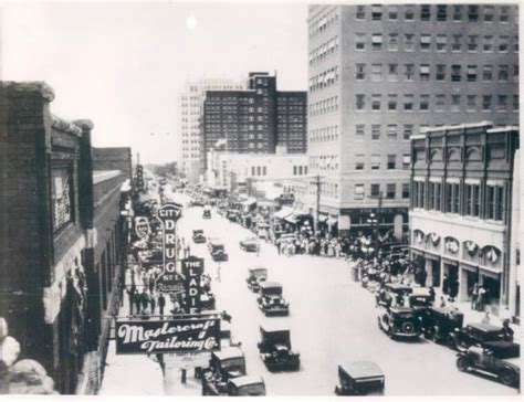 Amarillo, TX  Polk St. | Amarillo TX | Pinterest | West ...
