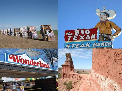 Amarillo's Top Must See Destinations