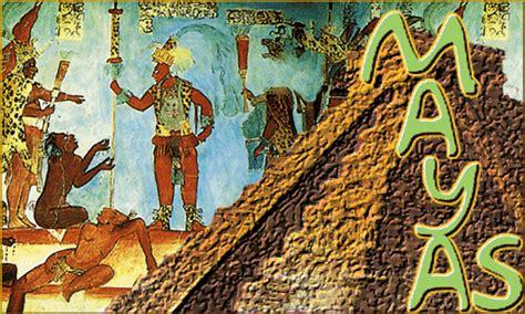 AMAUTACUNA DE HISTORIA: RESUMEN DE LOS MAYAS