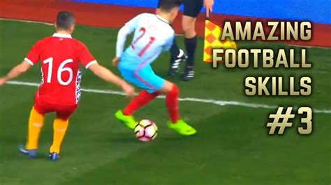 Amazing Football Skills | Volume #3 - YouTube