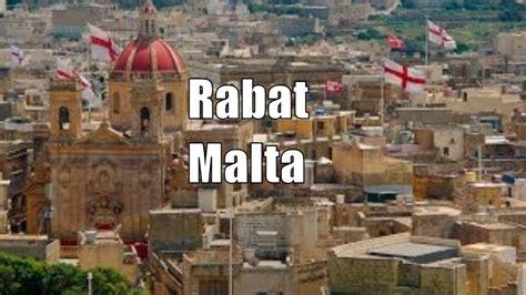 Amazing Malta-Rabat - YouTube
