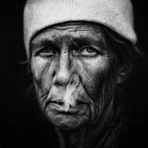 Amazing portraits by Lee Jeffries - Lee Jeffries