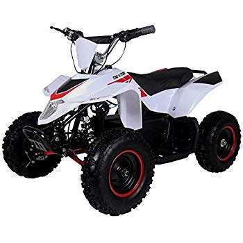 Amazon.com: 500 Watt Electric Four Wheeler ATV Kids Sport ...